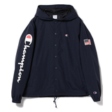 Champion×BEAMS パーカー