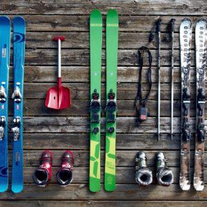スキー用品買取