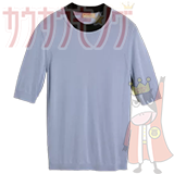 バーバリー シルクカシミア Tシャツ