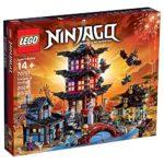 ニンジャゴー Ninjago Temple of Airjitzu 70751買取