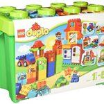 レゴ デュプロ みどりのコンテナスーパーデラックス 10580買取