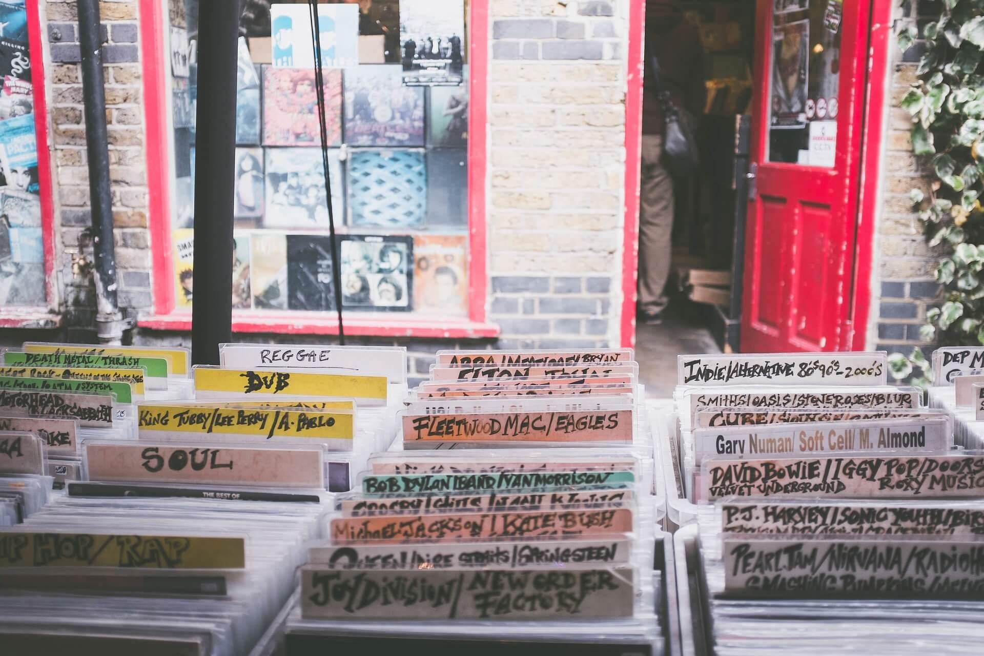 レコード買取バナー画像